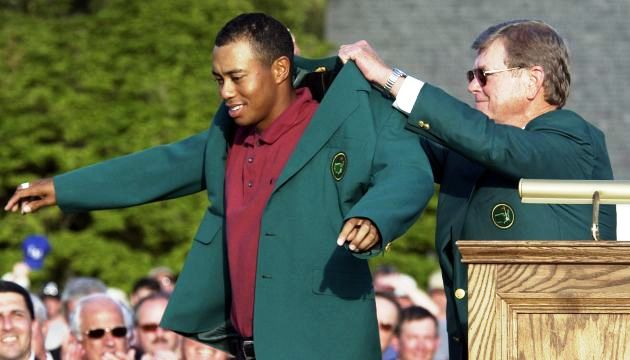 Tiger WoodsTheMasters2002