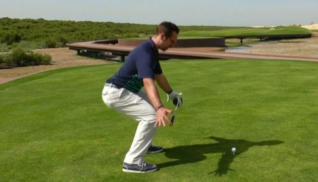 Golfposture01S