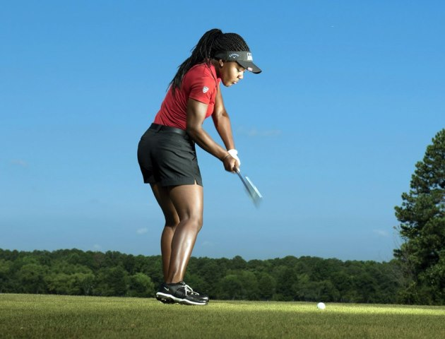 Mariah-Stackhouse-golf-fundamentals-downswing