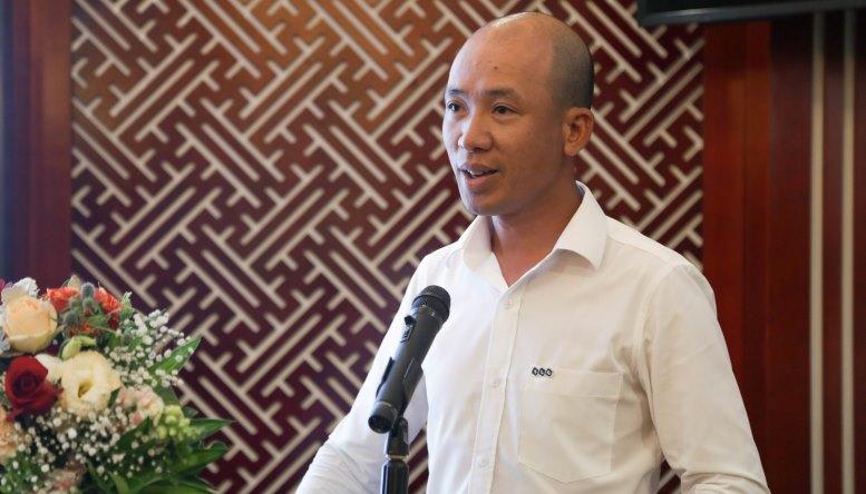 Mr Nhữ Văn Hoan - Phó TGĐ TT FLC Biscom (2)