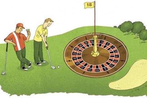 [Luật Golf]  Cá cược 'không chính thức'