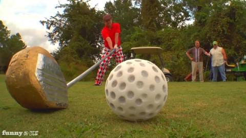 10 biểu hiện cho thấy bạn vẫn là người 'mới chơi golf'