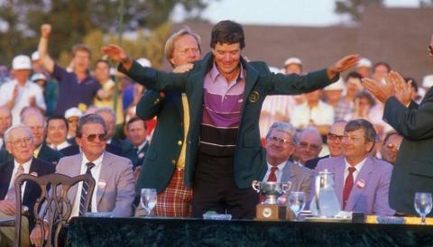 [Luật 20-2] Golfer bị tố 'phạm luật' để vô địch The Masters