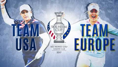 Solheim Cup 2017: những trận Matchplay đỉnh cao của các nữ golfer hàng đầu thế giới