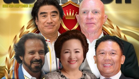 Madame Nga được vinh danh vào The Asia Pacific Golf Hall Of Fame