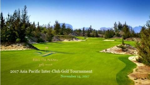 APGS tổ chức giải Asia Pacific Inter-Club Golf Tournament tại Đà Nẵng