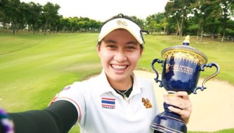 Golfer tuổi teen người Thái Lan xác lập kỷ lục Guiness thế giới