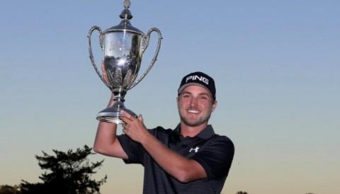 PGA TOUR: Austin Cook vô địch The RSM Classic với số điểm -21