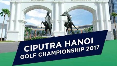 Ciputra Hanoi Golf Championship: gắn kết cộng đồng dân cư trong một mái nhà chung Ciputra