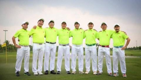 27 câu lạc bộ sẽ thi đấu hết mình vì màu cờ sắc áo tại giải vô địch câu lạc bộ golf Hà Nội