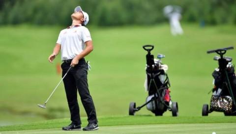 Vòng 1 FLC Vietnam Masters: hố golf nào ngốn gậy nhiều nhất của các golfer?