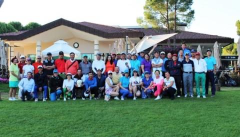 EVGA TOUR Final 2017: Tay golf Bùi Thanh Phương vô địch đơn nam - Golfer Vân Anh vô địch đơn nữ