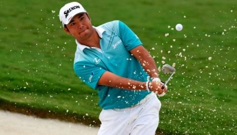PGA Championship 2017: Hideki Matsuyama đánh 64 gậy, vươn lên dẫn đầu giải