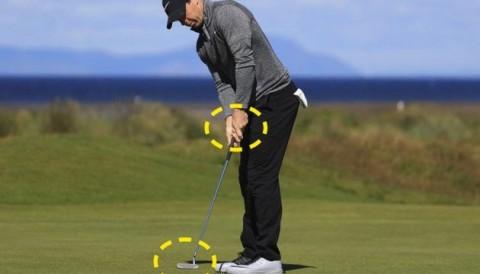 Tại sao Rory McIlroy đốt quá nhiều putt ở Royal Troon?