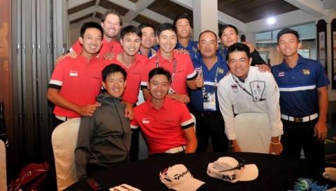 SEA Games 29: Đồng đội nam Thái Lan gặp đồng đội nam Singapore ở chung kết