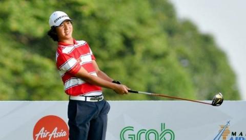 SEA Games 29: Tuyển golf Việt Nam tươi vui tập luyện sau sự cố lạc đường đến khách sạn