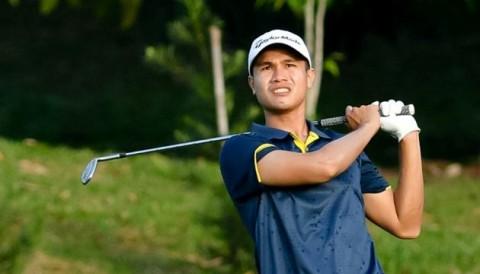SEA Games 29: Gregory Foo, Marc Org vươn lên đồng dẫn đầu bảng golf Nam