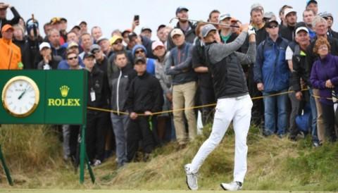 Vòng 1 The Open 2017: Spieth, Koepka và Kuchar đồng dẫn đầu giải đấu - Rory trở lại ngoạn mục