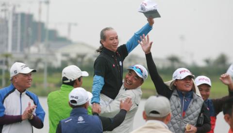 VGA đã nâng tầm golf nghiệp dư lên như thế nào?