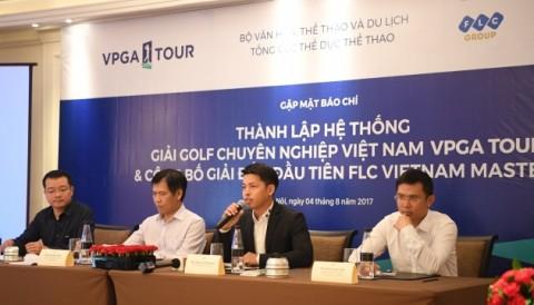 VPGA TOUR: Ngày mai bắt đầu từ ngày hôm nay