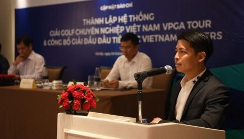 VPGA TOUR: Nhà vô địch FLC Vietnam Masters sẽ nhận 200 triệu tiền mặt