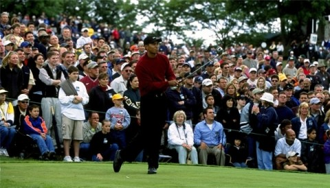 The Memorial Tournament nhớ Tiger Woods