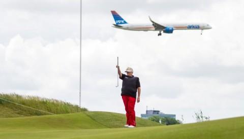 9 sân golf gần sát với sân bay lớn ở châu Âu
