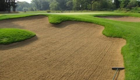 Muốn đánh cát phải hiểu được cát khi đánh golf
