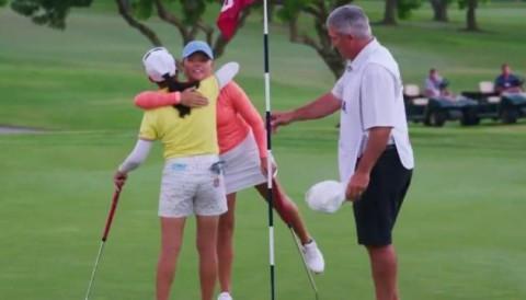 Golfer 13 tuổi chiến thắng trong trận đấu dài nhất lịch sử USGA