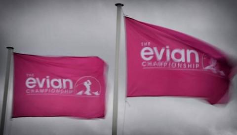 Gải Major cuối cùng trong năm LPGA Evian Championship phải rút xuống còn 3 vòng