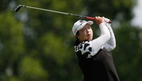 US Womens Open 2017: Golfer người Trung Quốc Shanshan Feng vươn lên dẫn đầu