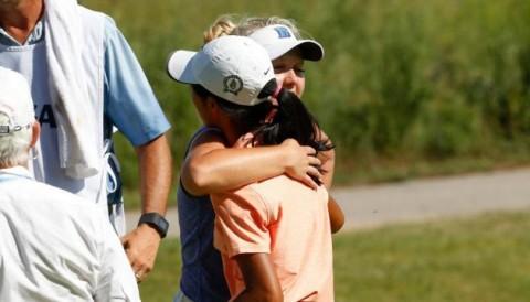 US Girls Championship: Nữ golfer trẻ bị thua playoff vì lỗi quá lãng xẹt