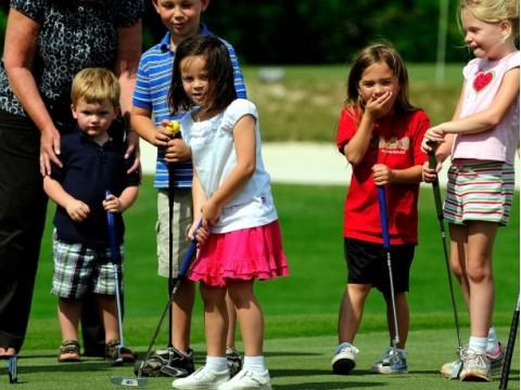 Chọn gậy golf cho con trẻ