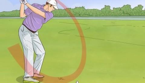 Tìm hiểu về bóng xoáy trái (Golf Hook)