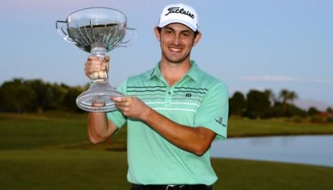 Golfer 25 tuổi có danh hiệu PGA TOUR đầu tiên sau thời gian dài chấn thương lưng