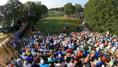 PGA Championship 2017: Tee times vòng 2