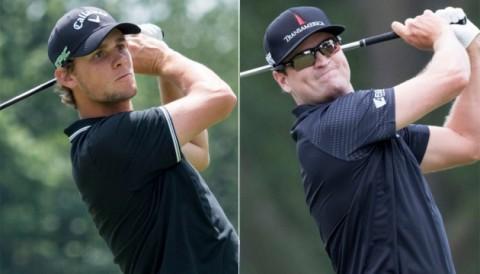 Vòng 3 WGC Bridgestone Invitational: Zach Johnson và Thomas Pieters chia sẻ vị trí dẫn đầu