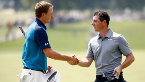 Jordan Spieth, Rory McIlroy khởi đầu thuận lợi tại WGC Bridgestone Invitational