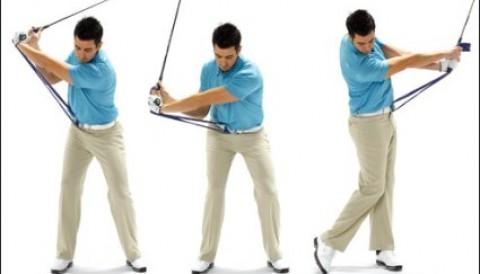 Bạn đã xoay cơ thể chuẩn khi swing chưa?