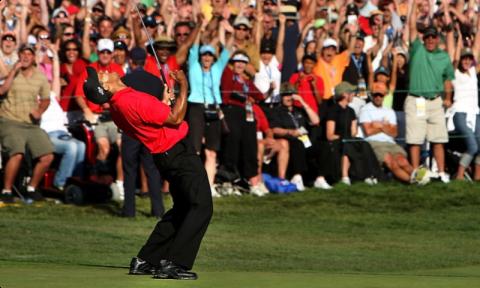 Tiger Woods và 8 danh hiệu trên sân Torrey Pines
