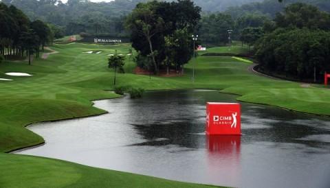 LPGA không vui khi Pro PGA Tour giày xéo sân TPC Kuala Lumpur