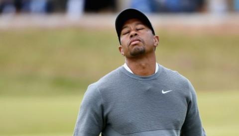 Tiger Woods rơi ngoài tốp 1000 thế giới