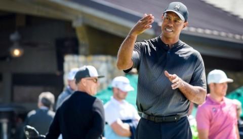 Tiger Woods khởi đầu xếp T7(-4) vòng 1 Arnold Palmer Invitational 2018