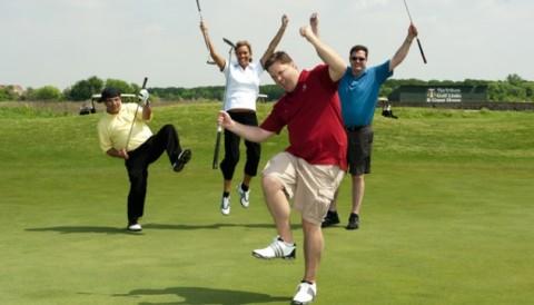 Chơi Golf giúp ngăn ngừa ung thư