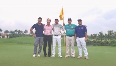 Golfer ghi HIO nhận nhà 3 tỷ ở giải VĐ Các CLB Hà Nội - Cúp GFS