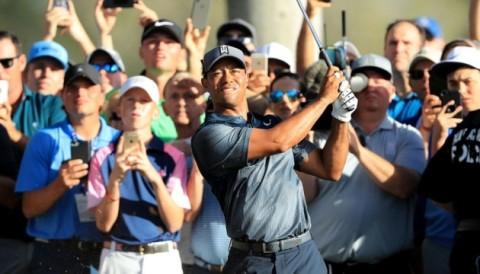 10 tay golf có điểm âm - Tiger Woods xếp T14 sau vòng 2 The Honda Classic
