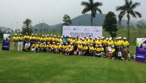 Giải Golf Kiến Trúc Sư và những người bạn thành công tốt đẹp