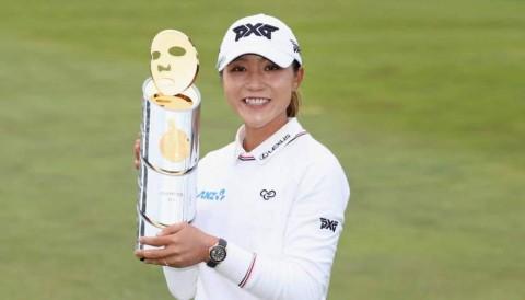 Lydia Ko có danh hiệu LPGA TOUR sau 2 năm chia tay David Leadbetter