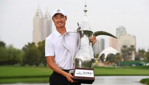 Li Haotong vô địch Omega Dubai Desert - Rory McIlroy tiếp tục 17 tháng khát danh hiệu