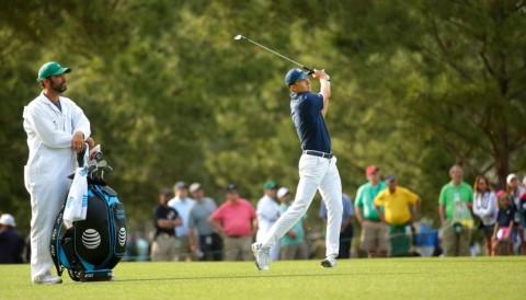 Vòng 1 The Masters 2018: Jordan Spieth vươn lên dẫn đầu với -6 điểm